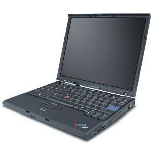 IBM Thinkpad X60 12.1 Laptop (Intel Core Duo 1.66Ghz