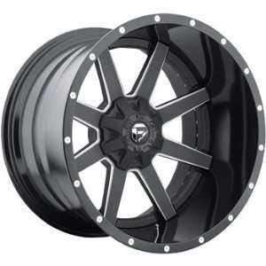 Fuel Maverick 22x10 Black Wheel / Rim 5x4.5 & 5x5 with a