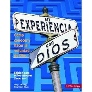 Mi experiencia con Dios Edicion para ninos (Experiencing