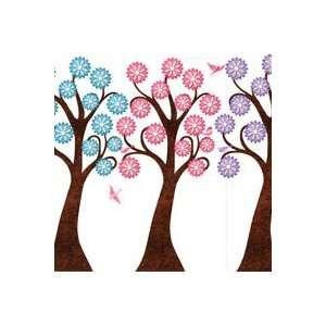 Garden Tree Wall Stickers