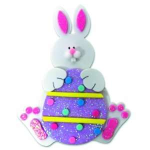 WeGlow International Easter Bunny and Egg Foam Craft Kit