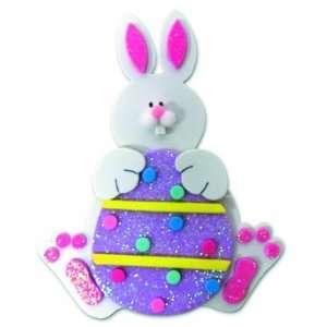 WeGlow International Easter Bunny and Egg Foam Craft Kit