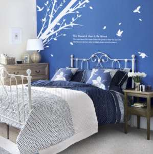 Large Vinyl Wall Art Decal Sticker TREE BRANCHES QUOTES