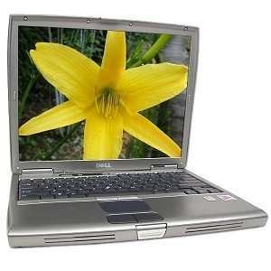 Dell Latitude D600 Pentium M 1.40 Ghz 512 RAM 30gb 14