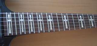 TONY IOMMI CROSS G400 Gibson SG Inlay Set