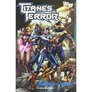 Titanes del terror (9788467485790) Sean McKeever Books