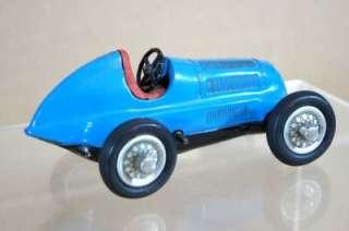 1050 MERCEDES BENZ RACING CAR CLOCKWORK US Zone GERMANY NICE ow