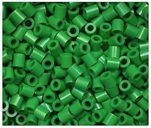 Perler Beads 1,000/Pack   Dark Green