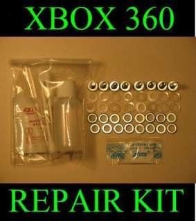 XBOX 360 Repair Kit Heatsink Cleaner Thermal Paste RROD