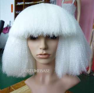 The Fame Monster Lady Party styled Hair WIG 3# Costume