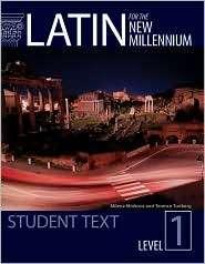 LNM Latin for New Millennium ST Wkbk L1, (0865165610), Milena Minkova