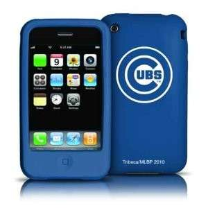 CHICAGO CUBS SILICONE IPHONE 3G 3GS COVER CASE SKIN