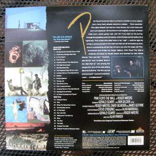 COLLECTION THE WALL/LIVE AT POMPEII/PULSE/ROGER WATERS BERLIN/THUNDER
