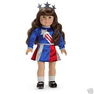 American Girl Mollys Tap Outfit Miss Victory NIB LOW SHIPPING