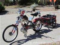 70cc OCC Chopper Motorized Bike Parts Kit Motor Bicycle