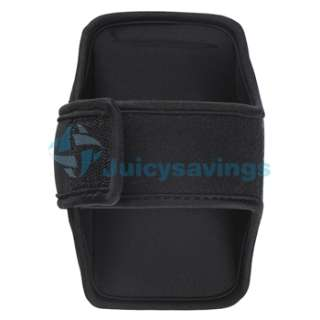 Black Sports Arm Band Case Cover For Samsung Galaxy S 2 II i9100