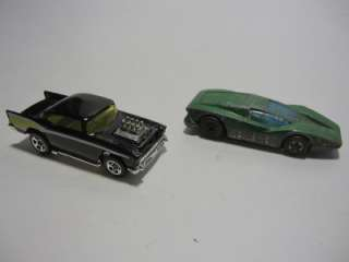 Vintage Mattel Hot Wheels Diecast Car Lot Rolls Royce Phantom