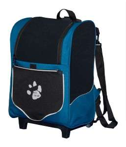 Pet Gear I GO2 SPORT 5in1 Dog Traveler Carrier BLUE