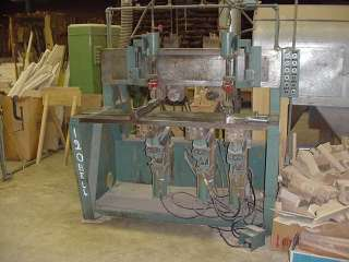 BELL 120 B Vertical & Horizontal Boring Machine