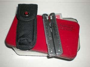 MERCEDES BENZ Logo Victorinox Pocket Knife SWISSTOOL