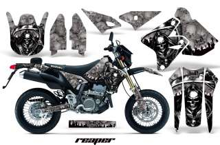 AMR STICKERS GRAPHIC KIT SUZUKI DRZ400 DRZ400SM 400 SM