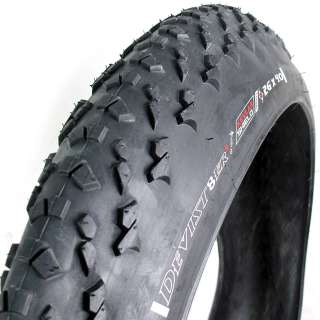 OR8 DEVIST8ER TIRE 26 X 4.0 WIRE BEAD SNOW FITS SURLY PUGSLEY FAT BIKE