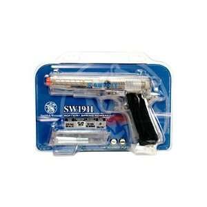 Smith & Wesson Sw1911 Softair Spring Powered Pistol with Target