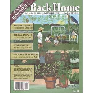 On Guide to Sustainable Living May/June 1997 #28: Judy Janes: Books
