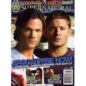 Supernatural Official Magazine #14 Newsstand Edition