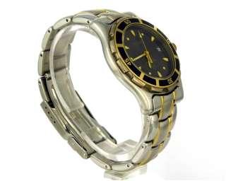Mens BULOVA MARINE STAR 100m Wrist Watch