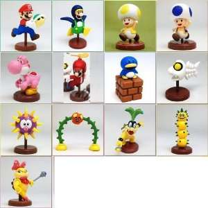 Super Mario Mini 13pcs Figures Toys & Games