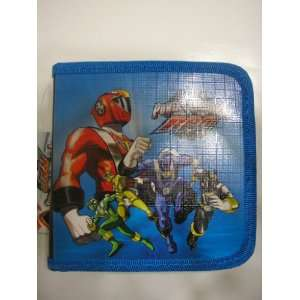 Power Rangers RPM CD DVD Case Holder ~ Blue Electronics