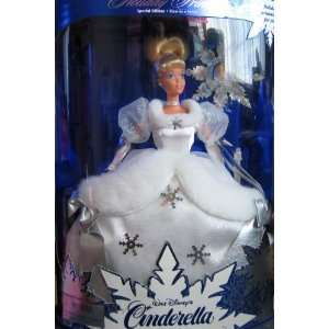 Disney Holiday Princess Special Edition Cinderella Doll
