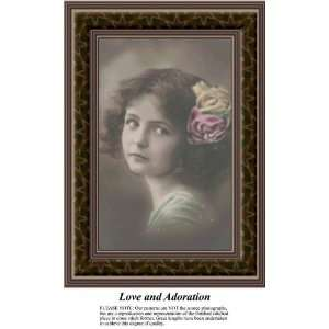 Love and Adoration Cross Stitch Pattern PDF Download