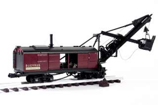 Bucyrus Steam Shovel on Rail   1/48   TWH