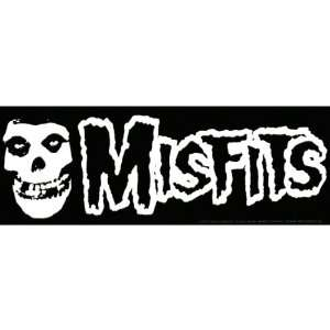 Misfits   Ghost Logo Decal: Automotive