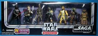 Star Wars The Saga Collection  Bounty Hunter Pack Action Figure