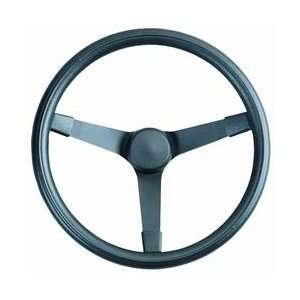 Steel Steering Wheel Winston Cup Style 14.75 in. Diameter 4 in. Dish