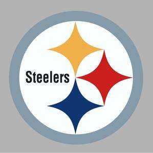 Pittsburgh Steelers Auto Car Decal Sticker Vinyl Graphic Wall Art New