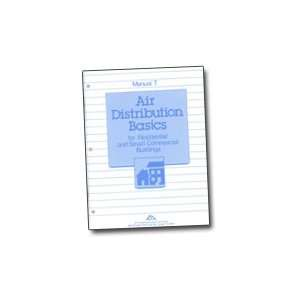 Manual T Air Distribution Basics Resid/Comm ACCA  Books