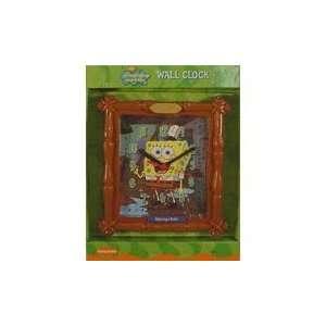 Sponge Bob Squarepants Employee of the month Frame Wall