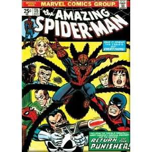 Marvel Comics Spiderman #135 Magnet 29915MV Kitchen