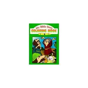 Book (My Bible Story Coloring Books) (9780570050346) Rick Incrocci