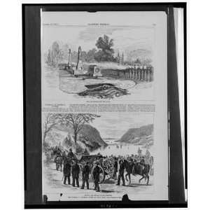 The funeral of General Custer at West Point,1877 Home