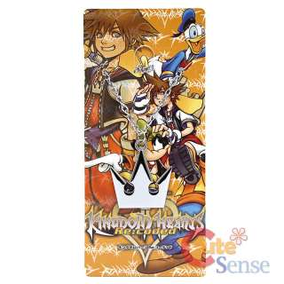 Kingdom Hearts Sora Crown Necklace Cospre Costume Necklace
