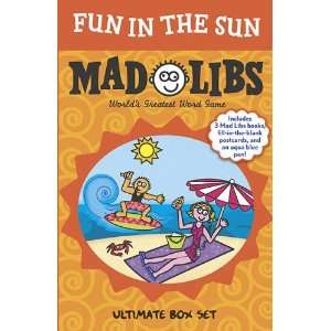 the Sun Mad Libs Ultimate Box Set Roger Price, Leonard Stern Books