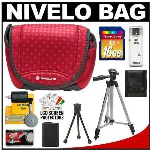 Vanguard Nivelo 15 Mirrorless Interchangeable Lens Digital Camera