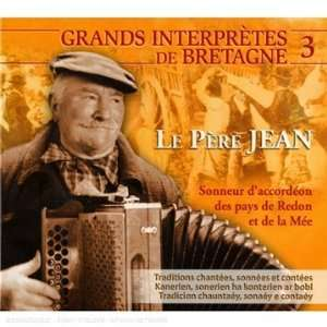 Sonn Daccordeon Des Pays De Red Pere Jean Music