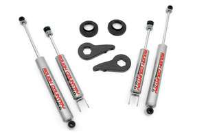 "Chevy GMC Tahoe Yukon Sub. 2"" Leveling Lift Kit 01 06"