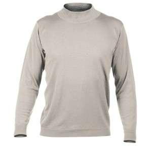 John Smedley Milne Grey Merino Wool Pullover Sweater Jumper Made In
